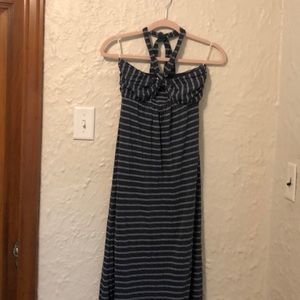 Splendid knit maxi dress